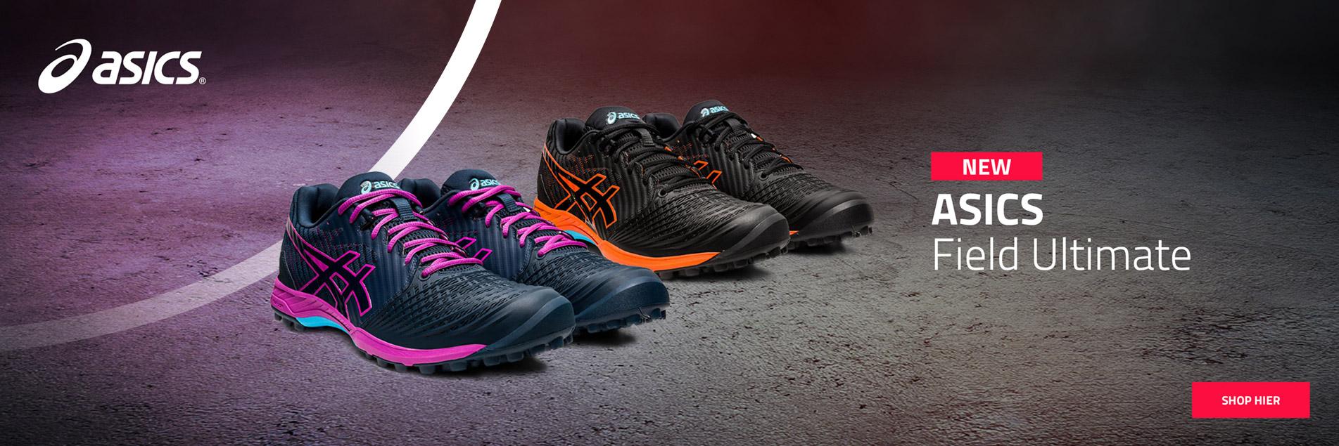 Nieuwe ASICS schoenen
