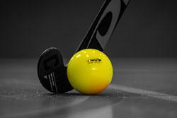Zaalhockeyballen