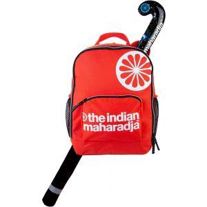 Indian Maharadja Kids Backpack Rood