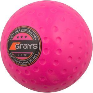 Grays Hockeybal X-Light Roze 1 St.