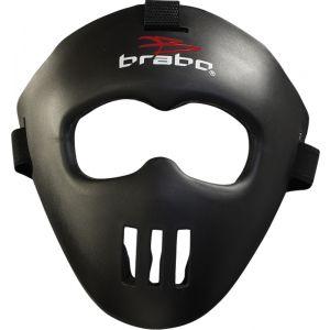 Brabo Corner Masker Junior Zwart