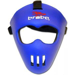 Brabo Corner Masker Junior Blauw
