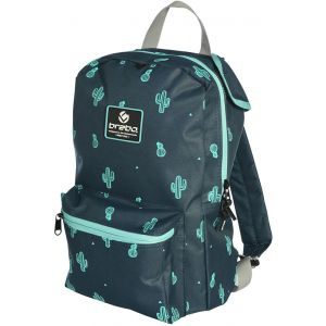 Brabo Backpack Storm Feathers Cactus Navy